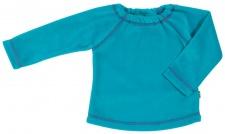 Tragwerk Pullover Finn Nicki Türkis Gr 56 62 Baby Junge Mädchen Body Pulli Shirt