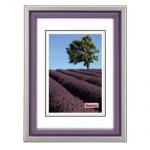 Hama Holz-Rahmen Provence Flieder 10x15 20x30 30x40 cm Bilder-Rahmen Foto Poster