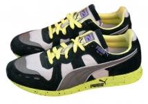 Puma RS-100 Speckle Schuhe Retro Sneaker EUR 35 - 45 R-System Herren Kinder SG