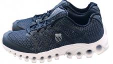 K-SWISS Tubes Run 100 A schwarz Damen Schuhe EUR 37, 5 - 41, 5 Laufschuhe Sneaker