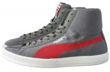 Puma Archive Lite MID High Sneaker grau EUR 44 - 46 Herren Schuhe Stiefel Boots