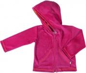 Tragwerk Jacke Nepomuk Nicki Himbeere Gr. 56-74 Baby Mädchen Body Pulli Pullover