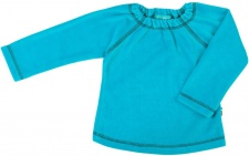 Tragwerk Pullover Finn Nicki Türkis Gr 56 68 Baby Junge Mädchen Body Pulli Shirt