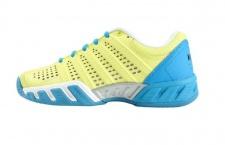 K-Swiss Bigshot Light 2.5 Boys EUR 33 - 39 Tennis-Schuhe Sneaker Turnschuhe Gelb