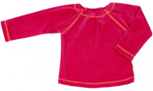 Tragwerk Pullover Finn Nicki Himbeere 56-68 Baby Junge Mädchen Body Pulli Shirt