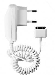 Cellux Lade-Kabel Lade-Gerät für Apple iPhone 4 iPad 1 2 3 iPod 1m weiß
