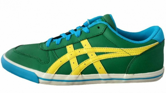 Asics Onitsuka Tiger Aaron GS Sneaker EUR 35 - 40 Kinder Herren low Schuhe Boys