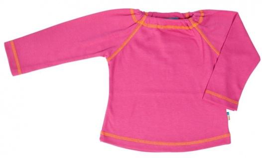 Tragwerk Shirt Finn Jersey Himbeere 56-74 Baby Mädchen T-Shirt Langarm Pulli