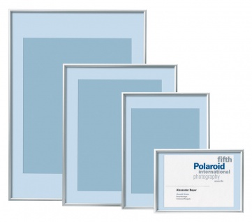 Alu-Rahmen Bilder-Rahmen Silber 20x30 30x40 40x50 50x70 60x80 Poster Plakat Foto