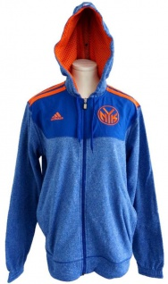 Adidas NBA New York Knicks Hoody Pulli S - XL Kapuzenpullover Pullover Hoodie