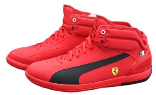 Puma SF Ferrari Driving Power Light EUR 39 - 45 Mid High Sneaker Schuhe Stiefel