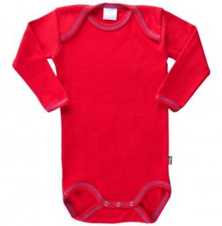 Tragwerk Body Adam langarm Kirsche 56-74 Baby Junge Mädchen Pullover Pulli Shirt