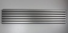 Lamellengitter aus Aluminium, Inox
