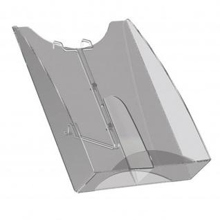 Tec- Art Prospektfachteiler 2 x DIN- lang
