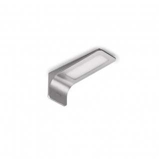 Leuchte Ledray 5 LED Set- 5 mit LED Touch Schalter u. Dimmer edelstahlfarbig