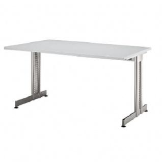 Büro Schreibtisch 180x80 cm Modell ES19