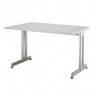 Büro Schreibtisch 120x80 cm Modell ES12