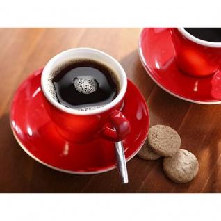 Leinwand Wandbild Roxy 30x40 Motiv Kaffee