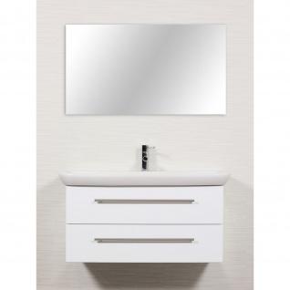 Posseik Waschbecken und Unterschrank 42x100x45cm