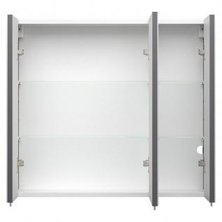 Posseik Spiegelschrank Badezimmerschrank 17x70x62cm