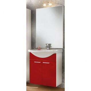 Waschplatz Badezimmer Adelano Komplett Set 3