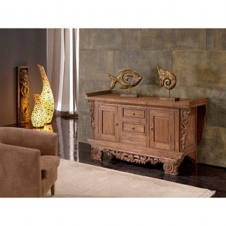 Sideboard Anrichte Kommode Tempelkonsole Antique-House