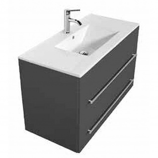 Badmöbel Badezimmer Waschbecken Waschplatz Aurora 1000 - Vorschau 4