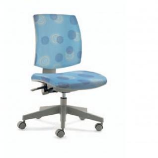 Mayer Kinderdrehstuhl Drehstuhl My FleXo 2432 blau