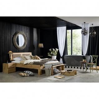 Modernes Einzelbett Doppelbett Massivholz Dahlia Winter 395.44