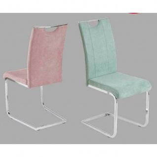 Stuhl JENNY flamingo Maße 42 x 58 x 104 cm