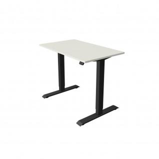 Kerkmann Schreibtisch Sitz- /Stehtisch Move 1 anthrazit 100x60x74-123 cm in verschiedenen Farben - Vorschau 5