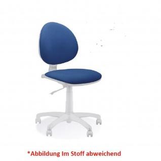 Bürostuhl Drehstuhl Arbeitsstuhl Smart White