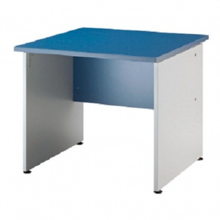 Hammerbacher Büro Schreibtisch 80x80 cm Modell WS08