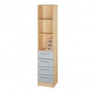 Büroschrank Aktenschrank Modell 7600 mit Schubladen