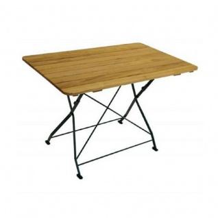 Klapptisch Holztisch Gartentisch Tisch, 110x70x72cm