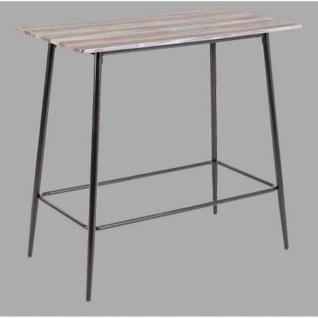 Bartisch LILO MDF Treibholzlook Maße Maße 110 x 60 x 105 cm