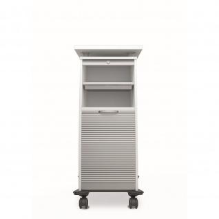 Gera Büro Rollwagen Caddy mit Hängeregistraturauszug - Vorschau 3