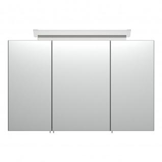 Posseik Schrank Spiegelschrank 17x100x62cm