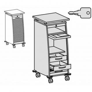 Gera Büro Rollwagen Caddy mit Schubladen - Vorschau 4
