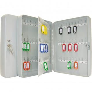 Schlüsselschrank für 110 Schlüssel lichtgrau