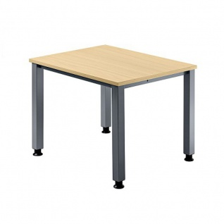 Büro Schreibtisch 80x80 cm Modell QS08