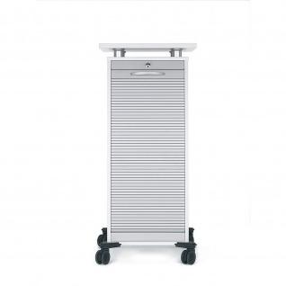 Gera Büro Rollwagen Caddy mit Hängeregistraturauszug - Vorschau 4