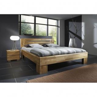 Modernes Einzelbett Doppelbett Massivholz Dahlia Fall 390.46