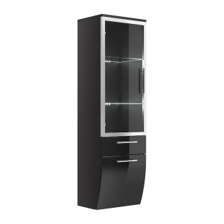 Posseik Badezimmerschrank Hochschrank 20x70x68cm