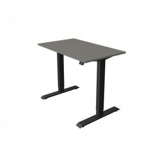 Kerkmann Schreibtisch Sitz- /Stehtisch Move 1 anthrazit 100x60x74-123 cm in verschiedenen Farben - Vorschau 3