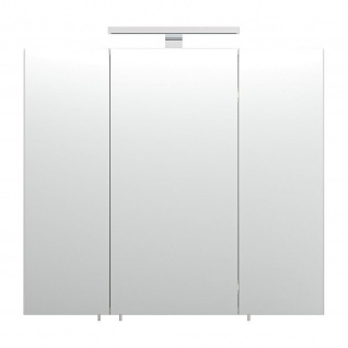 Posseik Badezimmer Badmöbel Spiegelschrank 17x70x62cm