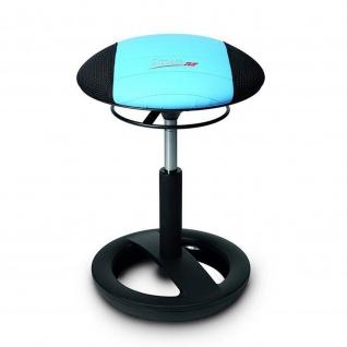 Topstar Hocker Sitness RS Bob blau/schwarz