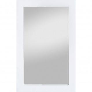 Rahmenspiegel Nora weiß 72 x 112 cm