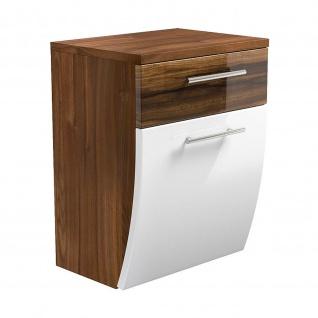Posseik Badezimmerschrank Seitenschrank 30x40x53cm