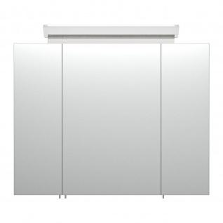 Posseik Schrank Spiegelschrank 17x80x62cm